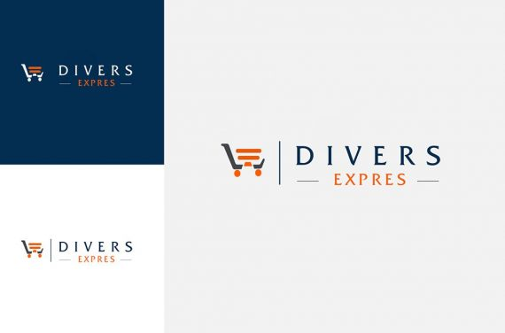 logo-design-divers-expres