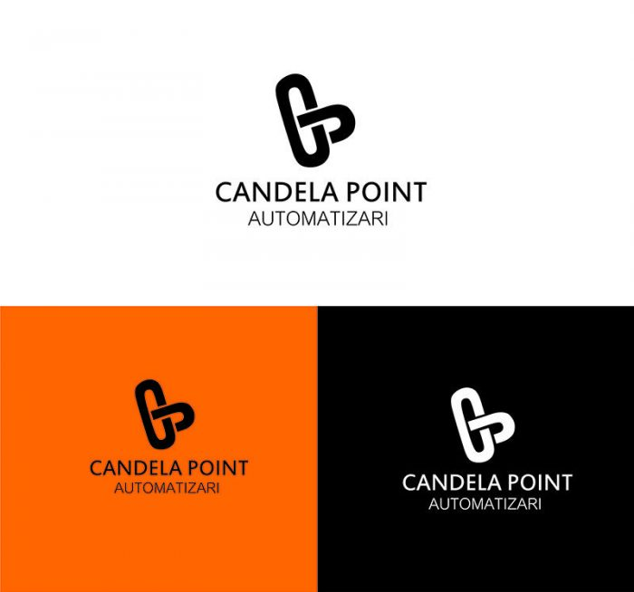 Logo Design / Identitate Vizuala Candela Point